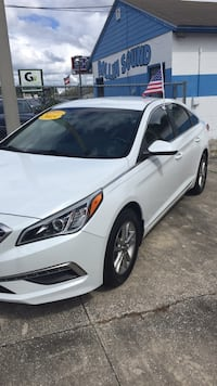 2015 Hyundai Sonata. Bad Credit welcomed were here to help Jacksonville