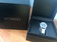 Movado Linio Stainless Steel Dave Diamond Dot Watch Toronto, M4V 1P7