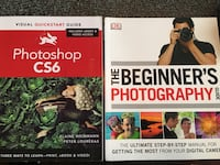 Photoshop CS6 guide and photography beginners book Washington, 20024