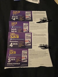 Coupons for free Toronto, M3N 0A1