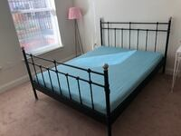 QUEEN SIZE BED AND MATTRESS ROCKVILLE