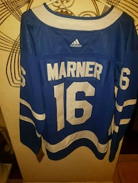 Authentic Mitch Marner Jersey with fighting straps Brampton, L7A 1L6
