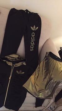 adidas outfit size M