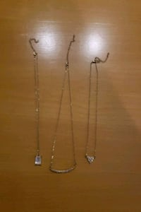 3 New fashion jewelry necklaces