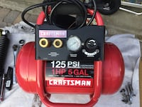 Craftsman air compressor 5gal Los Angeles, 91325