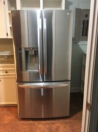 LG french-door refrigerator 2 ice makers Lafayette