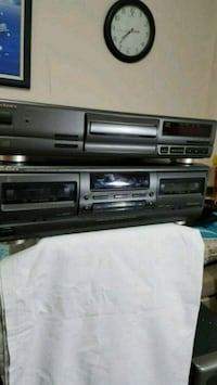 Technics CD ve Kaset