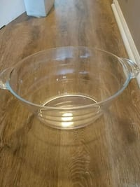 Large plastic party bowl Sterling, 20165