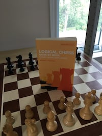 """"""" Logical chess"""" by Irving Chernev"""