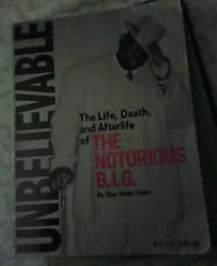 Unbelievable the deaf life and afterlife of notorious big St. Catharines, L2T 2T6