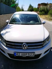 Cip tiguan araba Durunday