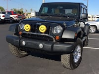 Jeep Wrangler Unlimited 2012 Surprise, 85378