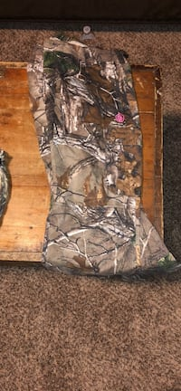 brown and black real tree camouflage textile Bellevue, 68123