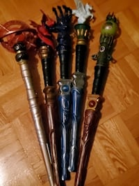 Great Wolf Lodge Wands Mississauga