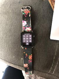 Apple Watch series 1. Comes with black original band.  Syracuse, 13219