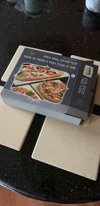 Pizza Grill Stone Tile
