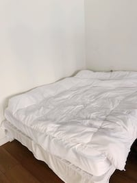 Queen size mattress + frame San Francisco, 94103