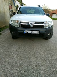 2013 Dacia Duster AMBIANCE NEW AGE 4X2 1.5 DCI 90  Göçerler