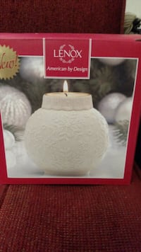 Lenox Christmas Candle Holder Gaithersburg, 20886