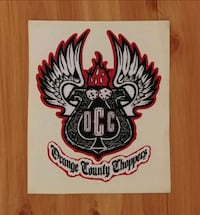 OCC decal Ripon, 54971
