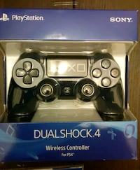 Dual shock wireless controller PS4 55$