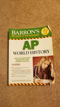 AP World History Book Sterling, 20165