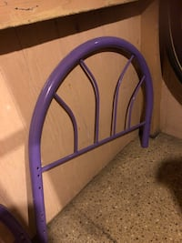 purple and black bicycle wheel Chicago, 60642