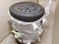 Winter Tires with rims P215/70R16 Mississauga, L5G 3B5