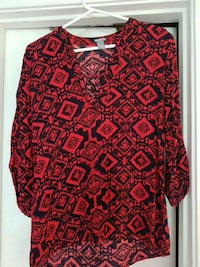 charlotte russe blouse Vancouver, V6T 1C2