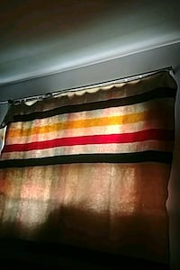 black, white, and red striped textile Olympia, 98513