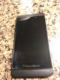 Blackberry Z10 in excellent condition unlocked Oakville