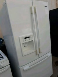 French door refrigerator excellent condition  Baltimore, 21223