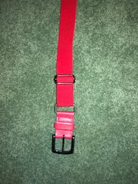 Red nike softball belt  North Attleboro, 02760