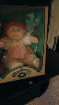 Cabbage patch kid Los Angeles, 90019