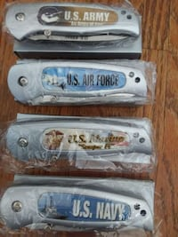 three white and blue plastic packs Chillum, 20783