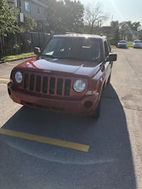 Jeep - Patriot - 2008