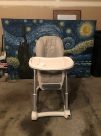 Baby/Toddler High Chair