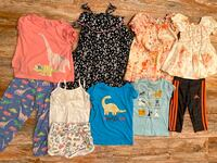 Lot of 3t toddler girls clothes great condition boutique osh-kosh  Sugar Land, 77479