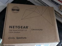 Netgear cable modem certified for xfinity Comcast  Newtown, 18940