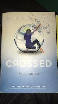 Crossed by Ally Condie  Cuba, 65453