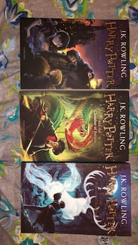 Harry Potter First 3 Books