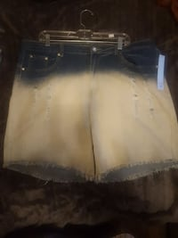 Plus Size Jean Shorts New Women Barstow, 92311