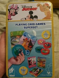 Disney Junior Playing Card Games Superset