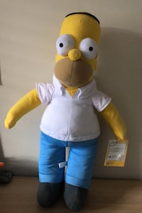 Homer Simpson (medium size)50cm tall from Universal