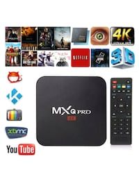 tv box Android..