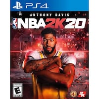 NBA2K20(PS4) Lorton, 22079