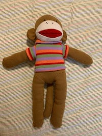 Sock Monkey Wichita, 67208