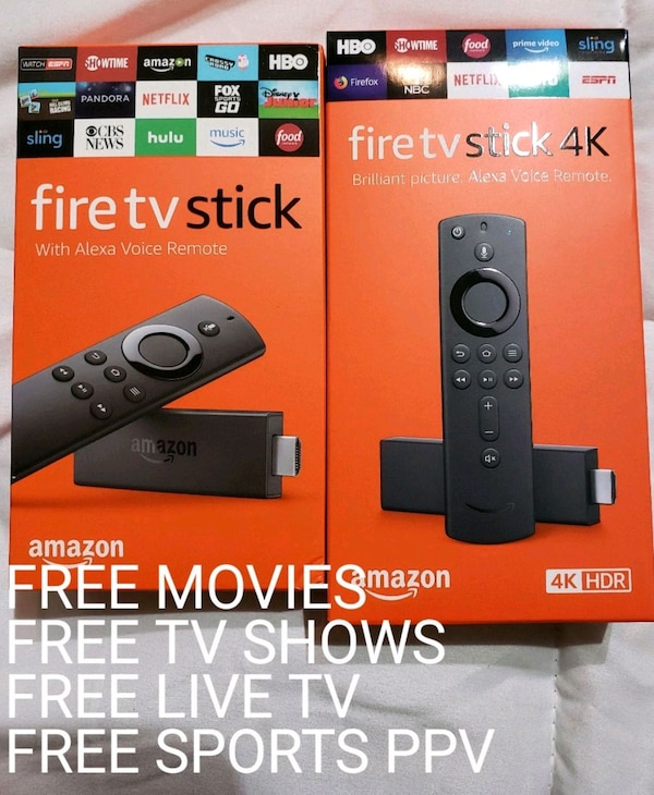 Amazon Fire Stick 4k hdmi