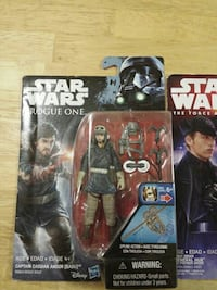 Star Wars Rouge One Captain Cassian Andor Newton, 02458