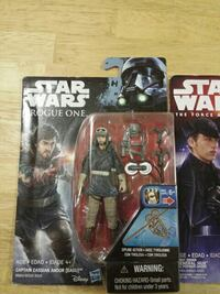 Star Wars Rouge One Captain Cassian Andor